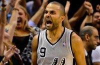 """НБА: Паркер принес победу """"шпорам"""""""