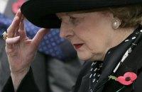 На похороны Тэтчер пригласили более 2 тыс. человек