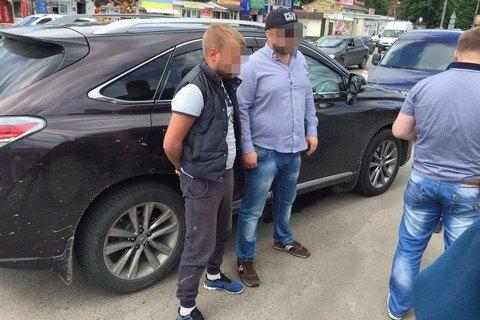 Глава сельсовета в Киевской области попался на взятке 300 тысяч евро