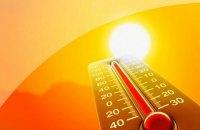 Сьогодні в Україні спека підніметься до 34°