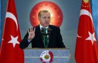 Меркель і Шульц обурилися втручанням Ердогана в німецькі вибори