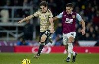 В Английской Премьер-Лиге забили гол прямым ударом с углового