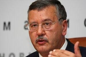 Гриценко рассказал о неудачных переговорах с Кличко