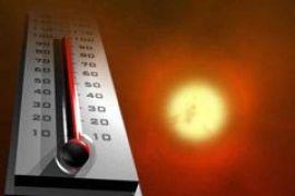 В Украине ожидается существенное повышение температуры