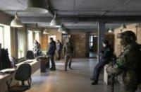 "Силовики провели обшук на базі полку ""Азов"" на заводі АТЕК (оновлено)"