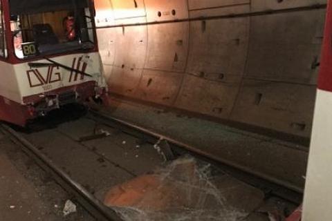 При зіткненні двох потягів метро в Німеччині постраждали 35 осіб