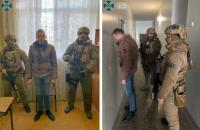"""СБУ задержала в Одесской области бывшего пограничника """"ЛНР"""""""