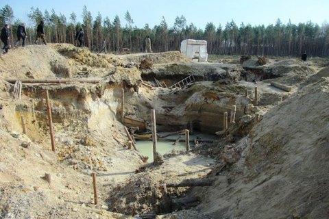 Кабмін затвердив пілотний проект рекультивації земель, пошкоджених видобутком бурштину