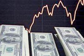 Межбанковский доллар подешевел на 6 копеек