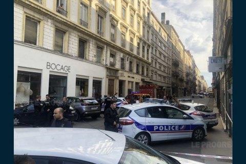 В центре французского Лиона произошел взрыв, есть раненые (обновлено)