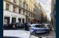 У центрі французького Ліона стався вибух, є поранені (оновлено)
