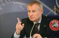 Украина осталась в исполкоме УЕФА, а вот Россию выкинули