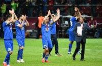 """""""Дніпро"""" піднявся на 34 місця в рейтингу УЄФА"""