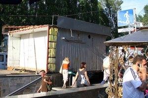 Нелегальные МАФы в Киеве воруют у людей электроэнергию