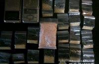 В Херсоне задержали двух вооруженных наркоторговцев с амфетамином на 300 тыс. грн