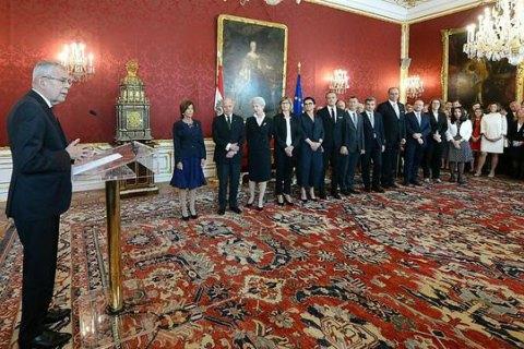 Новий канцлер Австрії Бригіта Бірляйн склала присягу