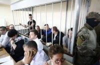ЗМІ повідомили про повернення до Києва захоплених Росією полонених українських моряків
