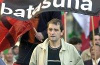 Одного з лідерів баскського угруповання ЕТА затримали після 16 років переховування