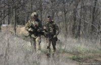 Окупанти 11 разів обстріляли позиції українських військ на Донбасі