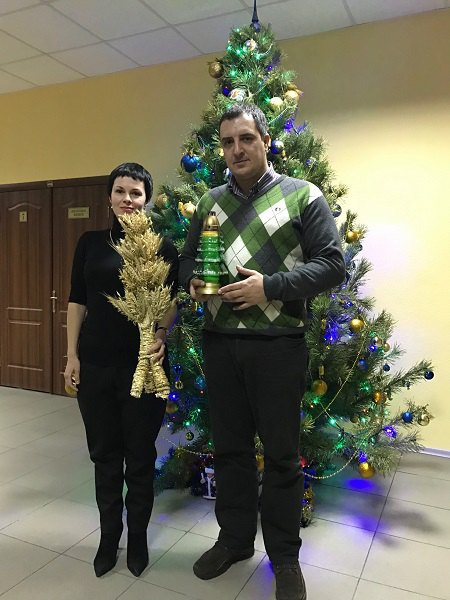 Привезли у Луганську ВЦА Вифлеємський вогонь Миру – символ нашої єдності