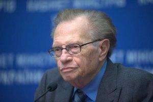Кинг: Азаров сказал, что будущего у политических партий нет