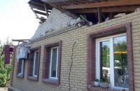 Боевики обстреляли жилые кварталы Сухой Балки, погиб мирный житель