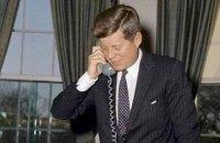 ФБР рассекретит всю информацию об убийстве Кеннеди