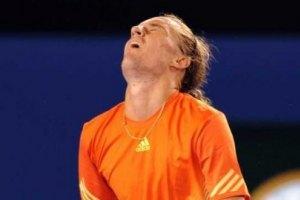 Долгополов підтвердив славу найнестабільнішого гравця Туру