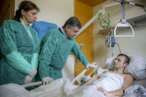 Генштаб запропонував автоматично давати пораненим бійцям статус УБД