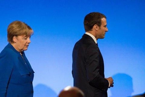 Німеччина і Франція склали список ділянок для розведення сил на Донбасі