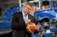 У баскетбольной сборной Украины нет денег, - Волков