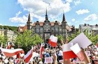 Польська опозиція зажадала визнати перемогу Дуди недійсною