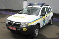 Одесской милиции неизвестный подарил 53 внедорожника