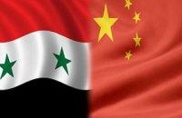 Китай закликав обидві сторони сирійського конфлікту оголосити перемир'я