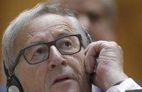 """Юнкер назвал премьера Венгрии """"источником фейковых новостей"""""""