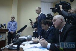 Яценюк уверен, что все доказал суду