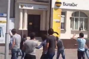 """Чечня объявила войну """"Билайну"""" и """"Мегафону"""""""