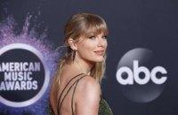 Тейлор Свіфт очолила рейтинг найбільш високооплачуваних музикантів