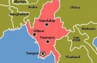 В Мьянме спецназ блокировал штаб-квартиру правящей партии