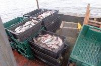 ФСБ России задержала украинское рыболовецкое судно в Черном море