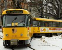 Завтра в Днепропетровске обкатают первые немецкие трамваи