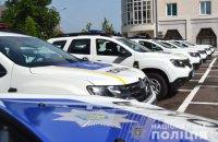 Поліцейські офіцери громад Рівненської області отримали 23 службових Renault Duster