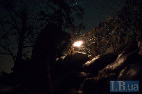 У суботу на Донбасі один військовий загинув, дев'ятеро були поранені (оновлено)