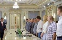 Порошенко підключив волонтерів до боротьби з контрабандою на Донбасі