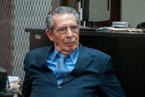 Екс-диктатор Гватемали зможе уникнути суду через вистарення розуму