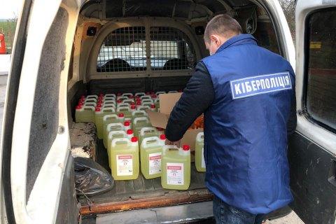Правоохранители открыли 30 производств за мошенничество на продаже антисептиков и масок