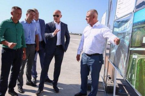 """За будівельними об'ємами аеропорт """"Одеса"""" готовий на 100%, - Труханов"""