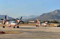 Авіація ДСНС допомагає гасити лісові пожежі у Туреччині