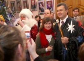 Янукович поработал волшебником