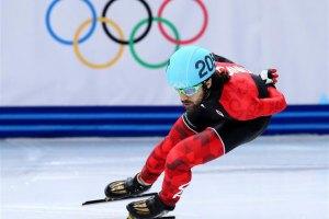 В медальном зачете Олимпиады лидирует Канада